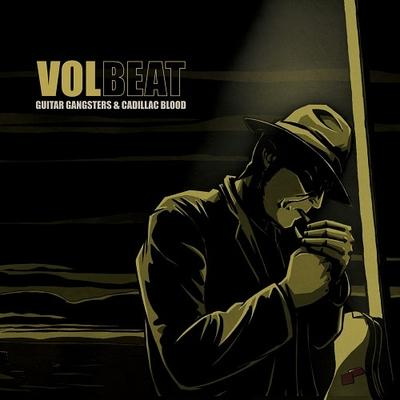 Volbeat - Guitar Gangsters & Cadillac Blood (UDSOLGT)