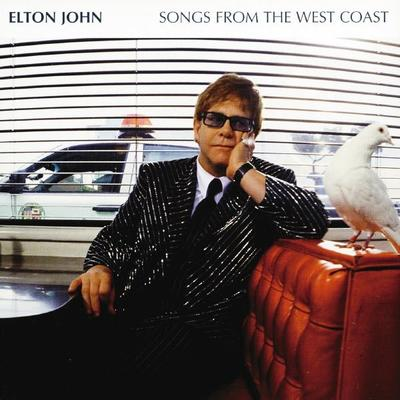 Elton John - Songs From The West Coast (2LP)