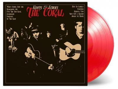 The Coral - Roots & Echoes (Farvet vinyl)