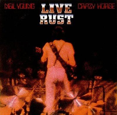 Neil Young & Crazy Horse - Live Rust (2LP)