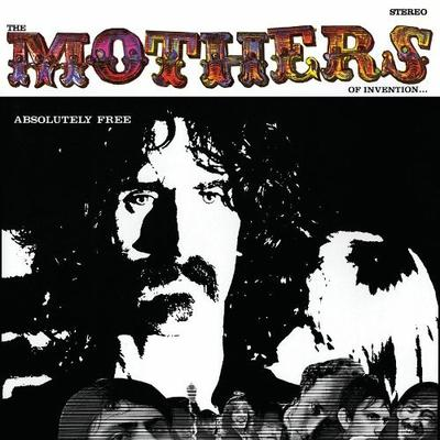 Frank Zappa / The Mothers Of Invention - Absolutely Free (2LP)