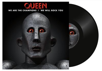"Queen - We Are The Champions / We Will Rock You (12"") (Black Friday 2017)"