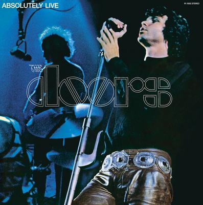 The Doors - Absolutely Live (2LP) (Black Friday 2017)