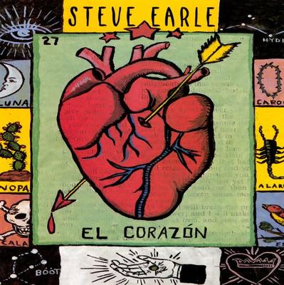 Steve Earle - El Corazon (Black Friday 2017)