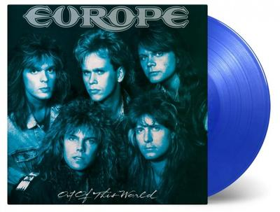 Europe - Out Of This World (Farvet vinyl)