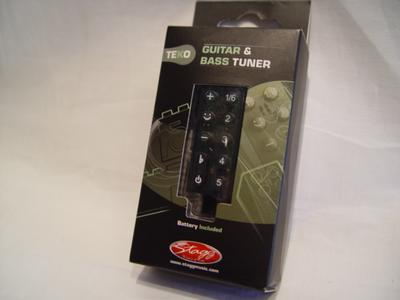 Stagg Teko Guitar & Bass Tuner