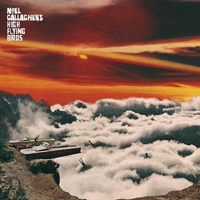 "Noel Gallagher's High Flying Birds - It's A Beautiful World (12"" - farvet vinyl)"