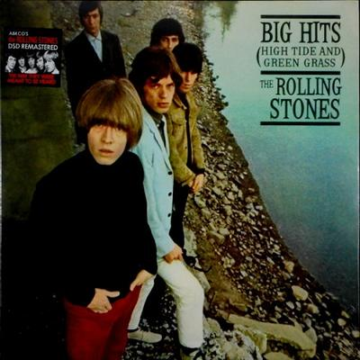 The Rolling Stones - Big Hits (High Tide And Green Grass) (UDSOLGT)