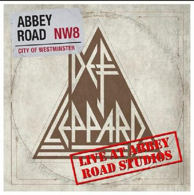 "Def Leppard - Live At Abbey Road (12"") (RSD 2018)"