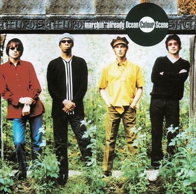 Ocean Colour Scene - Marchin' Already (2LP - grøn vinyl) (RSD 2018)