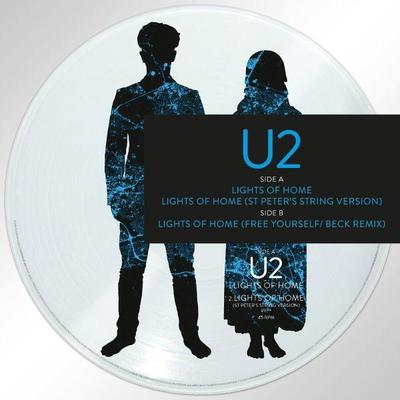 "U2 - Lights Of Home (12"" Picture Disc) (RSD 2018)"