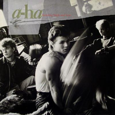 a-ha - Hunting High And Low (Farvet vinyl)