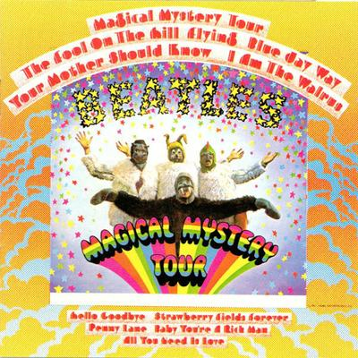 The Beatles - Magical Mystery  (udsolgt)