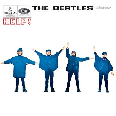 The Beatles - Help! (udsolgt)