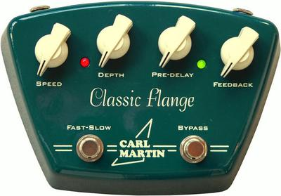 Carl Martin Classic Flange Pedal