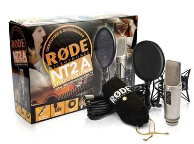 Røde NT2-A Studio Solution Kit (udsolgt)
