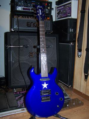 Schecter CTX Diamond Series