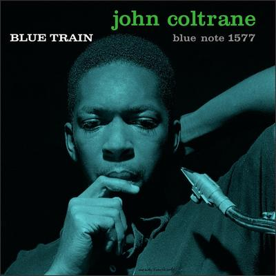 John Coltrane - Blue Train (UDSOLGT)