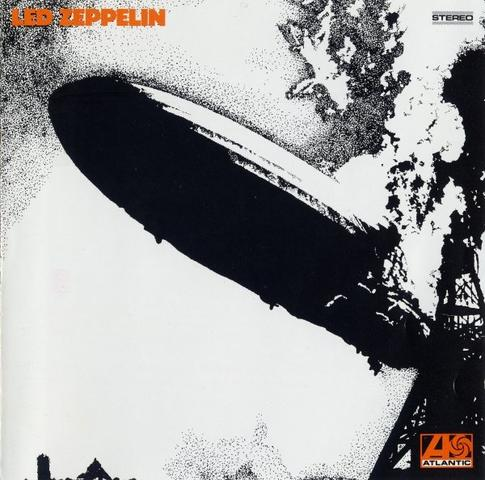 Led Zeppelin - Led Zeppelin (udsolgt)