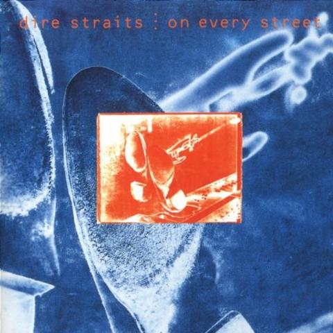 Dire Straits - On Every Street (2LP) (UDSOLGT)