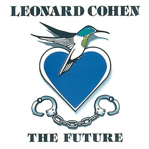 Leonard Cohen - The Future (UDSOLGT)