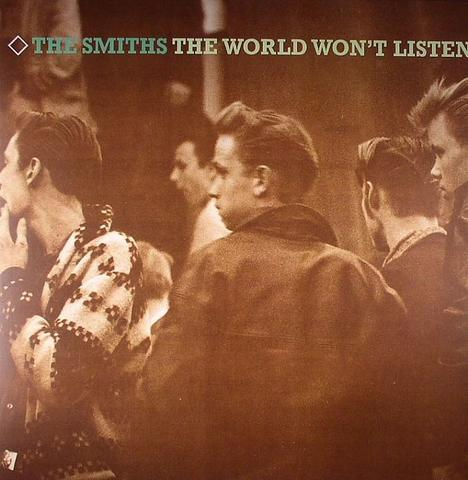 The Smiths - The World Won't Listen (2LP)