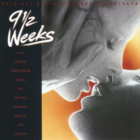 Soundtrack - 9½ Weeks (Farvet vinyl)