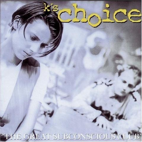 K's Choice - The Great Subconscious Club (Farvet vinyl)