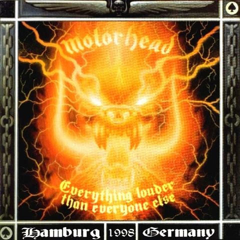 Motörhead - Everything Louder Than Everything Else (3LP)
