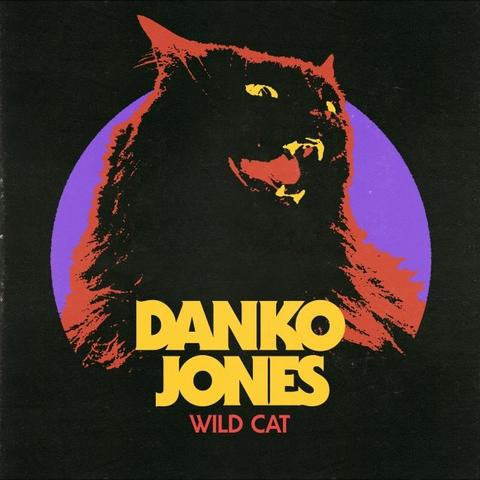 Danko Jones - Wild Cat (Farvet vinyl)