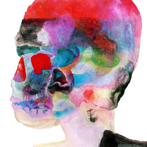 Spoon - Hot Thoughts (Farvet vinyl)