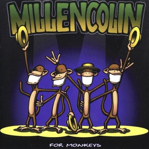 Millencolin - For Monkeys (Record Store Day 2017)