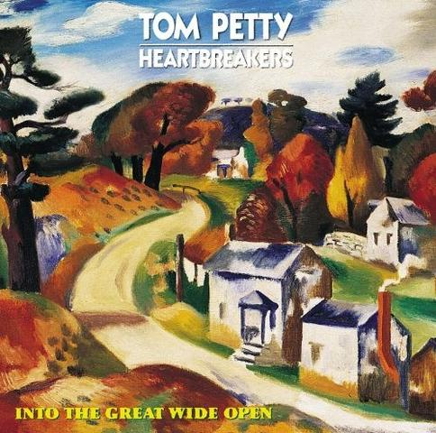 Tom Petty & The Heartbreakers - Into The Great Wide Open (UDSOLGT)