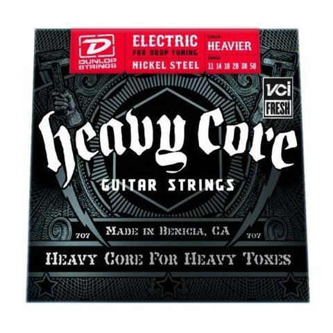 Dunlop Heavy Core 011-050 Heavier Gauge electric guitar strings