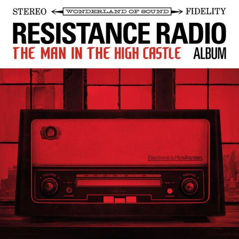 Various Artists - Resistance Radio: The Man In The High Castle (2LP) (UDSOLGT)