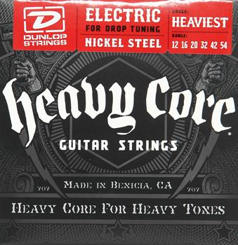 Dunlop Extra Heavy 012-054 Heaviest Gauge electric guitar strings
