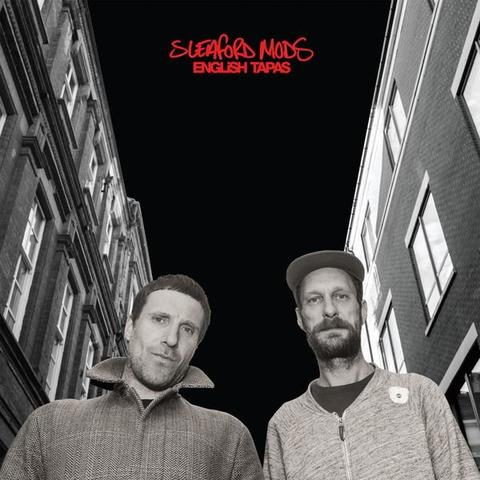 Sleaford Mods - English Tapas (UDSOLGT)