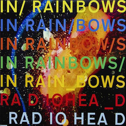 Radiohead - In Rainbows (UDSOLGT)
