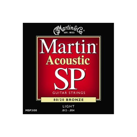 Martin Acoustic SP 012-054 Bronze Light guitar strings