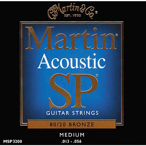 Martin Acoustic SP 013-056 Bronze Medium guitar strings