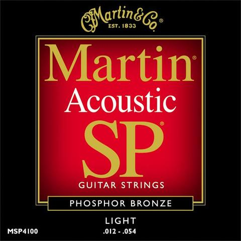 Martin Acoustic SP 012-054 Phosphor Bronze Light guitar strings