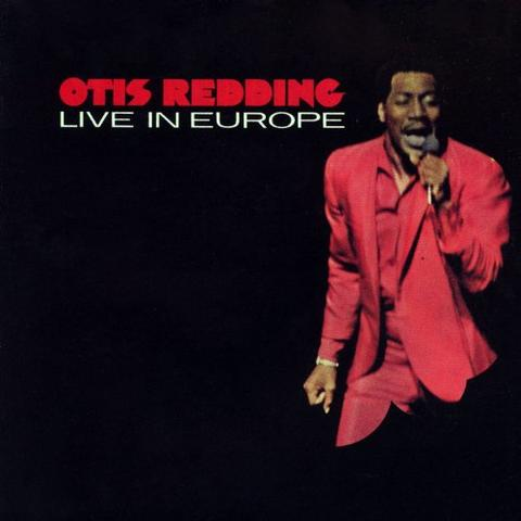 Otis Redding - Live In Europe (Black Friday 2017)