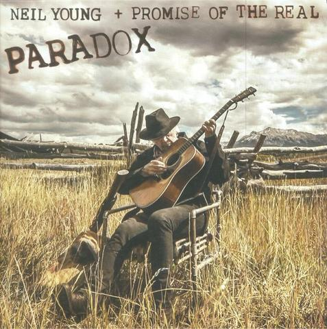 Neil Young + Promise Of The Real - Paradox (2LP)