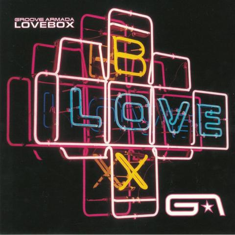 Groove Armada - Lovebox (2LP)
