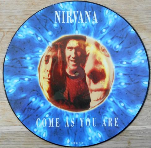 Nirvana - Come As You Are (Picture disc)