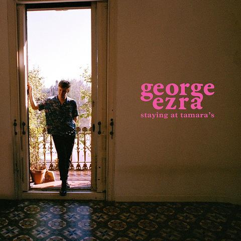 George Erza - Staying At Tamaras (Lp+Cd)