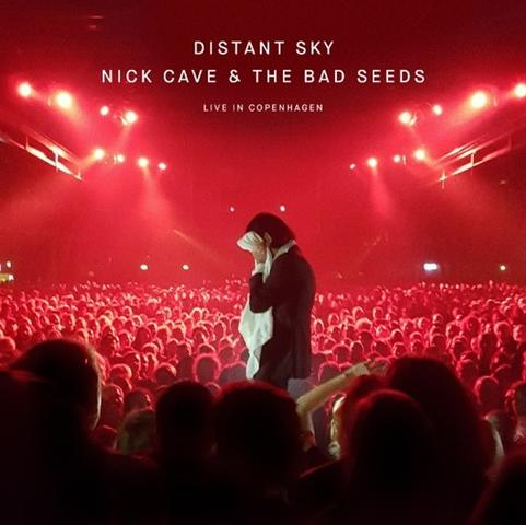 Nick Cave & The Bad Seeds - Distant sky  Live In Copehagen (UDSOLGT)