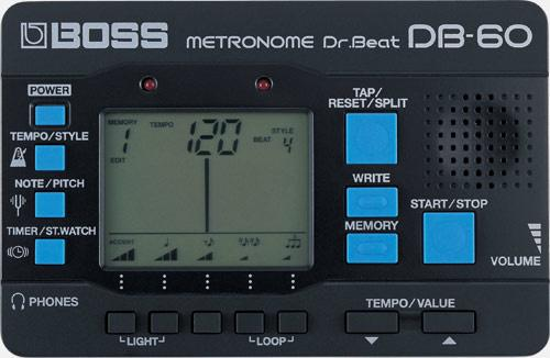Boss DB-60 Metronome dr. Beat