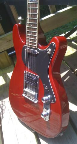 LTD Hybrid-400 Cherry - Demo model