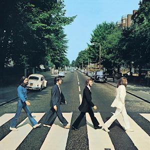 The Beatles - Abbey Road (udsolgt)